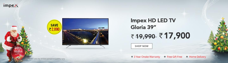 Impex HD LED TV