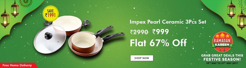 Impex Ceramic Pearl
