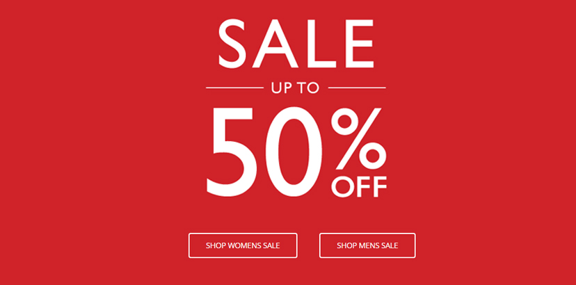 Clarks Sale up to 50% Off
