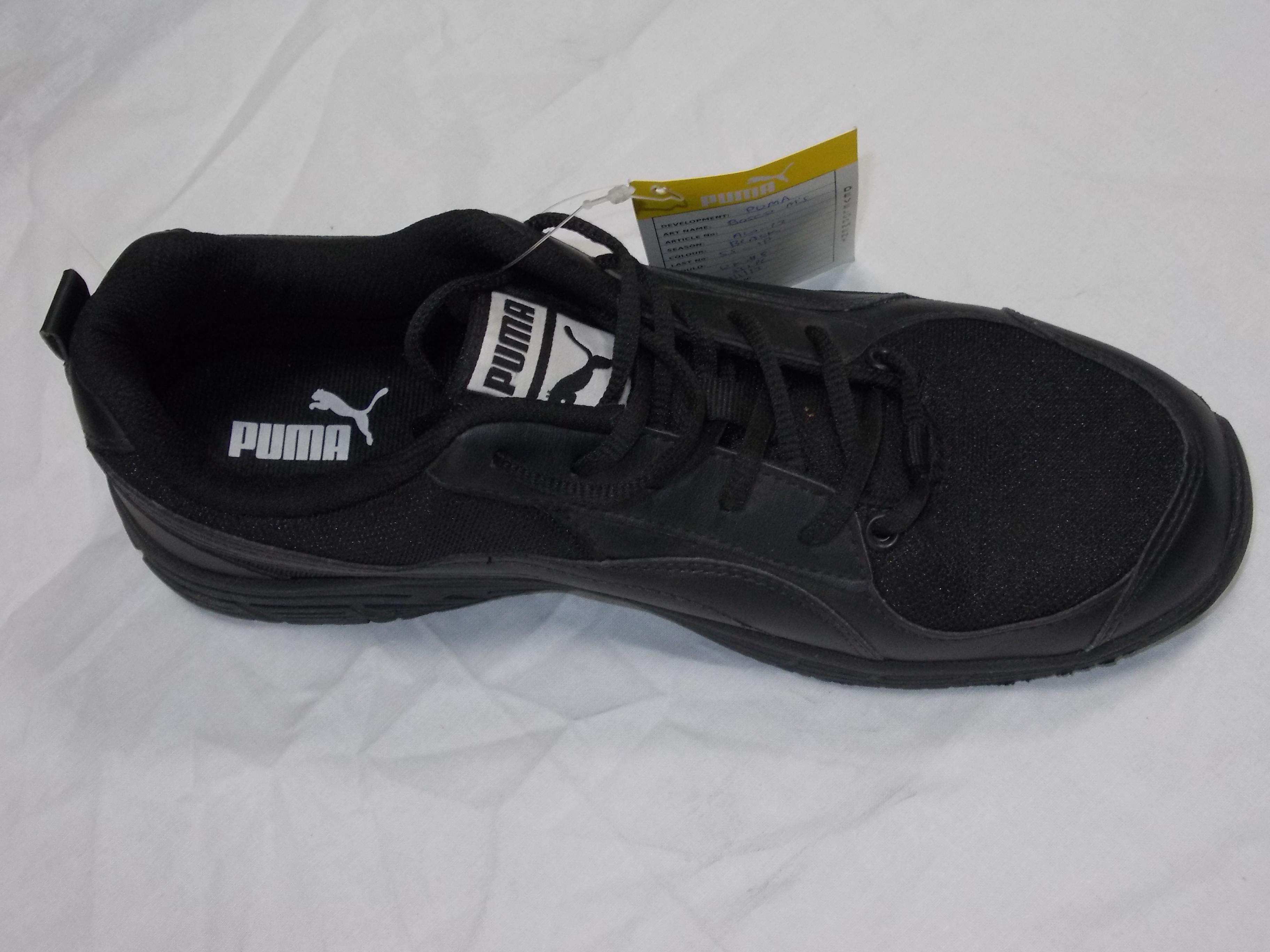 puma black school shoes Online Shopping