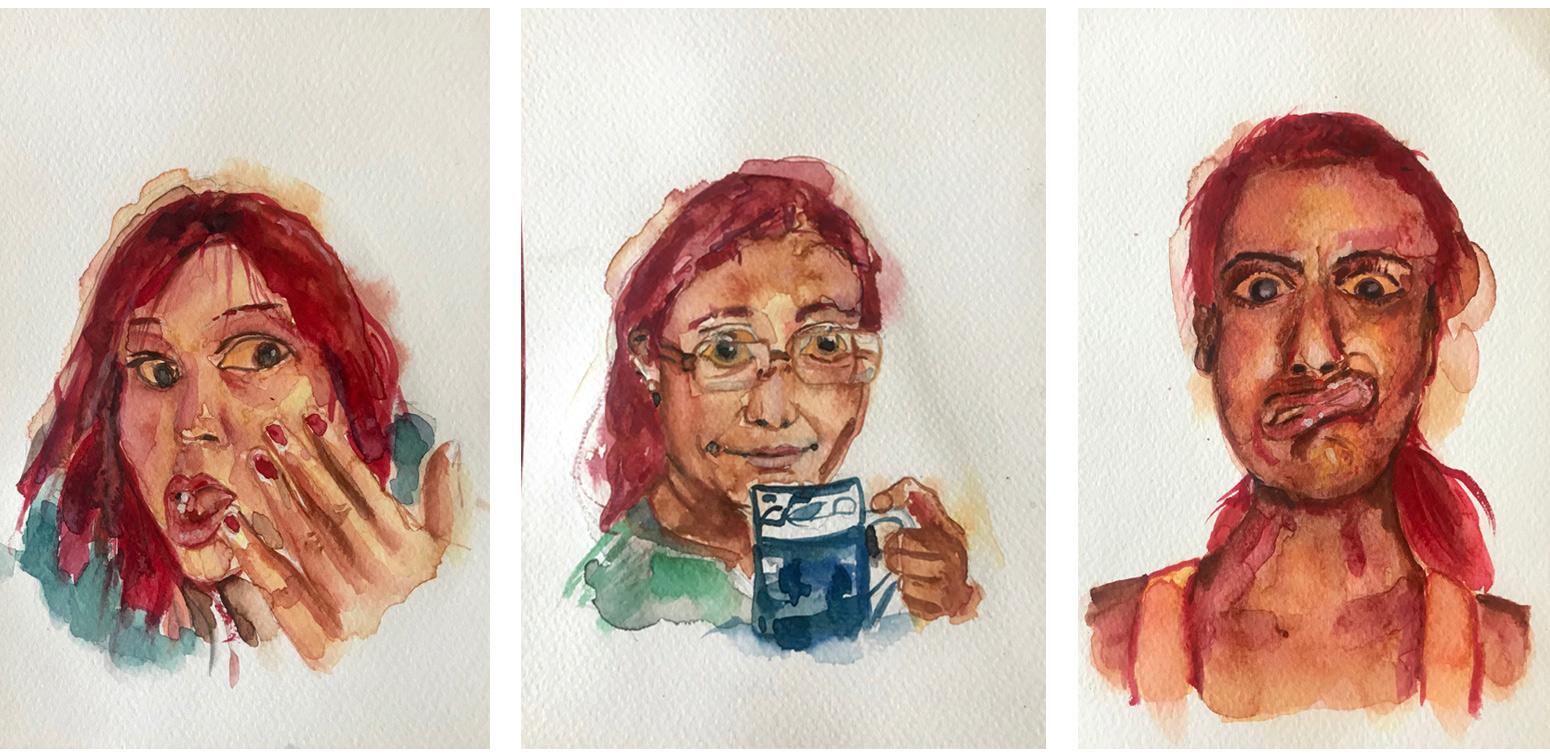 self-photo