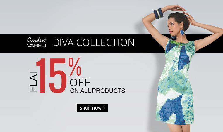 Gardenvareli Diva Collection