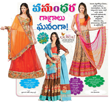 Designer made traditional with contemporary twist Ghagras