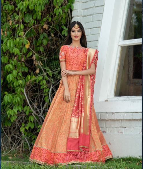 Ghagra Collection