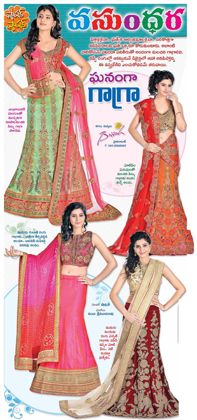 Lehenga / choli is a very unique dress from India.