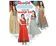 Brisah designer suits are all designed keeping in mind the requirements for Dilwali festival...