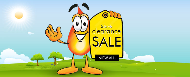 Stock Clearence Sale