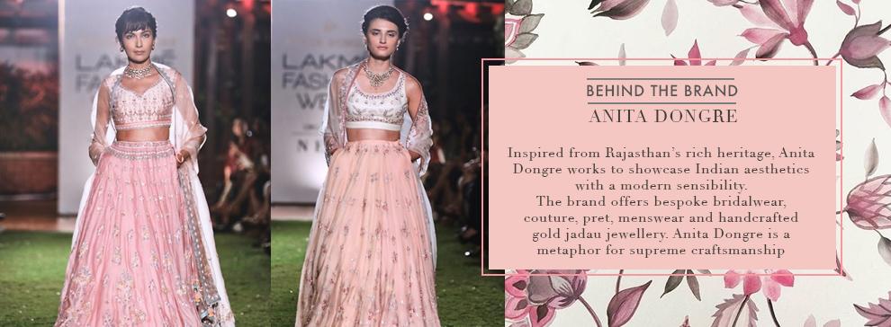 Anita Dongre Latest Designer Collection of Lehenga and Dresses ...