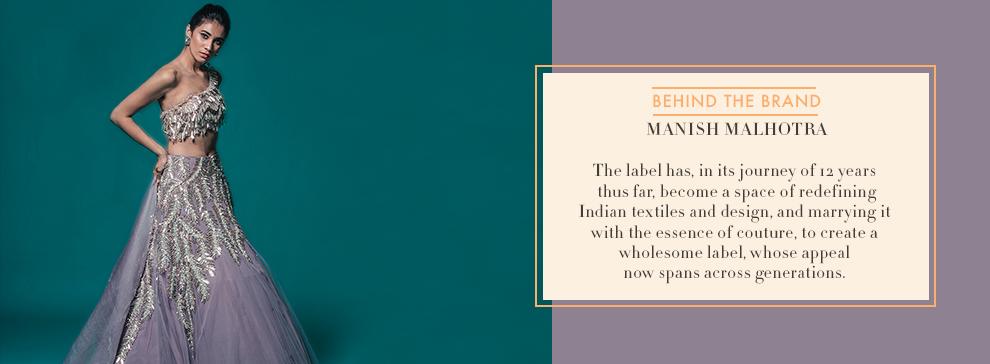 Manish Malhotra Latest Collection of Bridal Lehengas, Designer ...