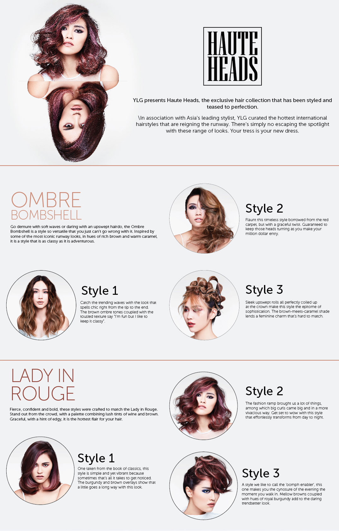 International Women Hair Styles Textures Salon Haircut Ideas Ylg