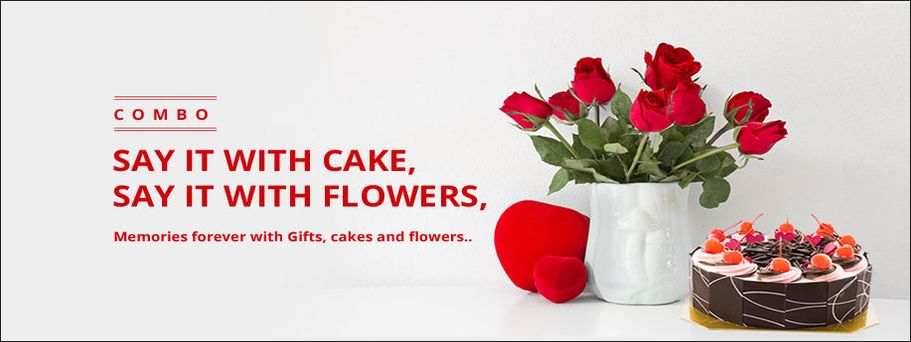 Send Flowers To Indiabuy Cakes Gifts Online For Birthday More