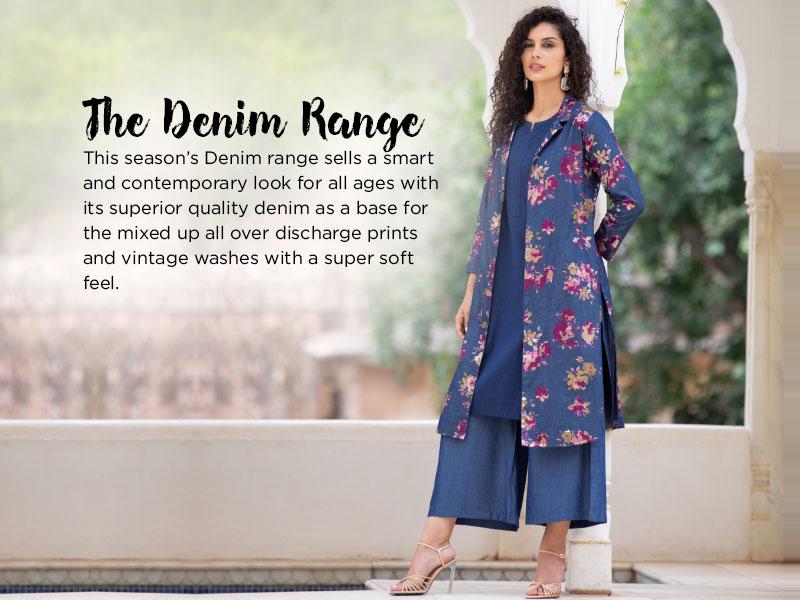 The Denim Range