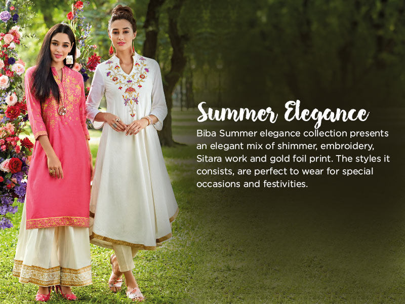 Summer Elegance Collection