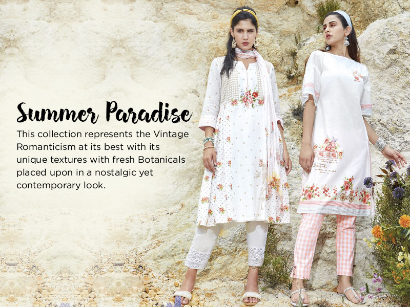 Summer Paradise Collection