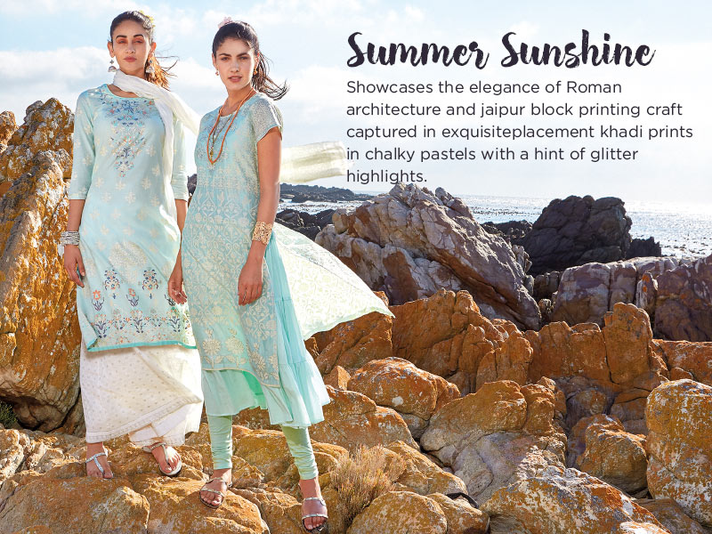 Summer Sunshine Collection