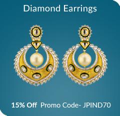 Buy diamond earrings online