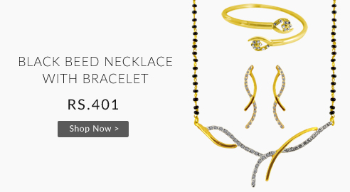Buy Wonderful Mangalsutra with Low Price Rs.401/-