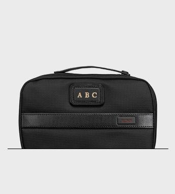 Monogrammable Luggage