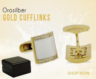 Goldcufflunks