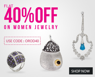up to 40 % off this diwali Women Jewelry