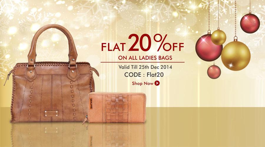 Christmas Offer Ladies Bags