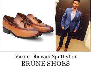 Varun spotted