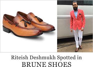 Riteish Deshmukh spotted