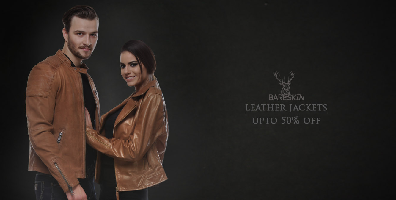 Bareskin Leather Jackets - Up to 50% Off