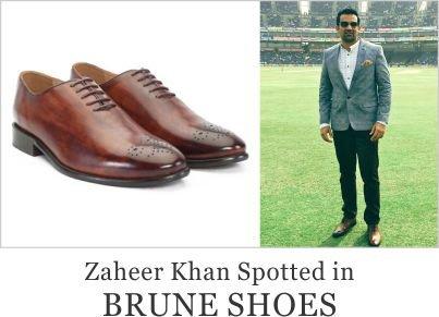 Zaheer Khan spotted