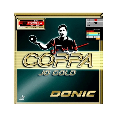 Blades And Rubbers Donic Coppa Jo Gold Tt Rubber