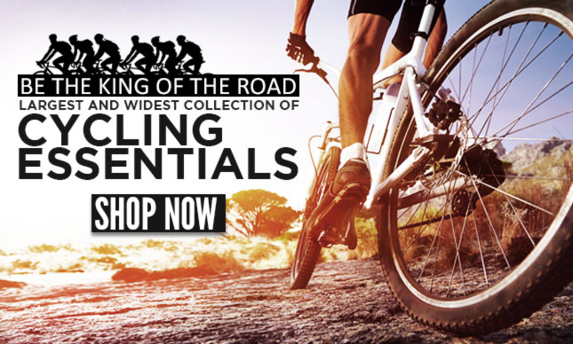 Largest collection of Cycling products