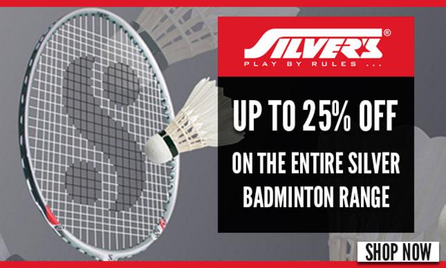 Silvers-Badminton-Shuttlecock
