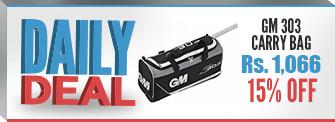 GM 303 Cricket Kit Bag (15% OFF)