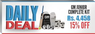 GM Junior Cricket Kit @ Rs 4458  (15% OFF)