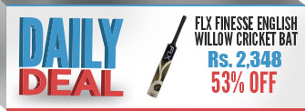 Flx finnesse English Willow Bat (53% OFF )