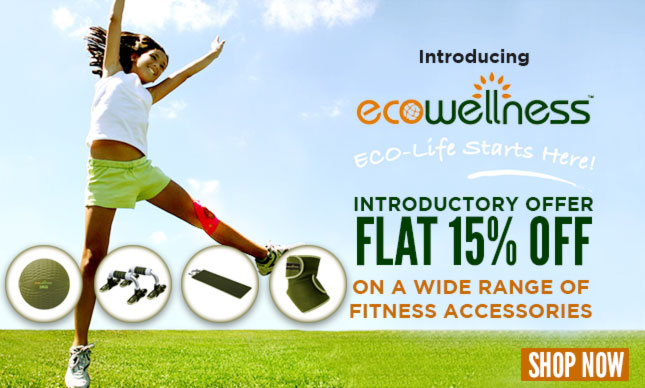 Ecowellness Fitness accessories