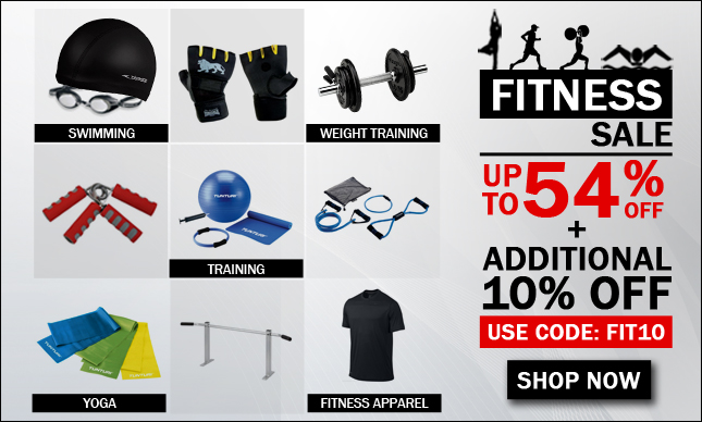 Fitness accessories and apparel