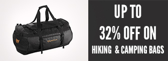 Hiking and Camping Bags