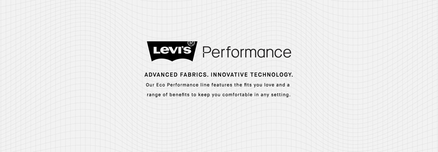 Levi's Eco Performance