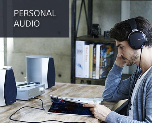 Sony Persona lAudio