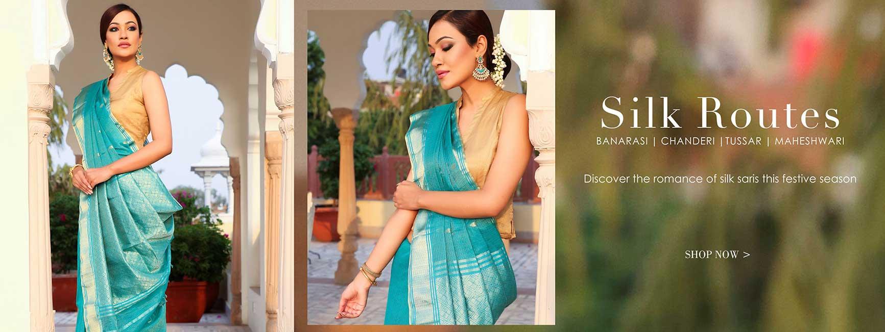 Women Sari