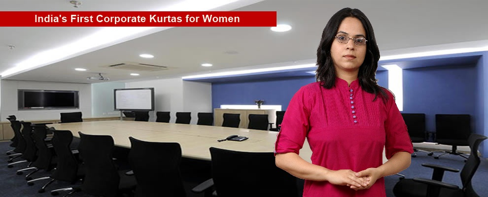 Women Corporate Kurta