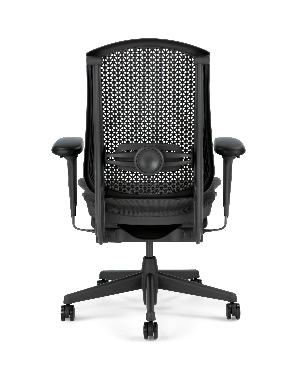Celle Chair Cellular Suspension Back