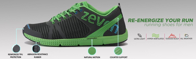 Zeven Running
