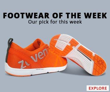 FOOTWEAR OF THE WEEK