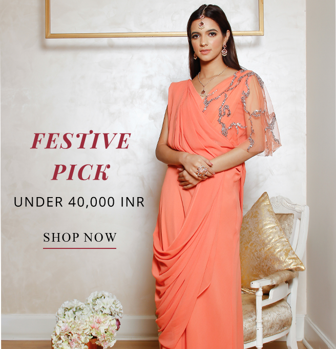 Luxury Designer Indian Clothes for Women Online – Couture Yard