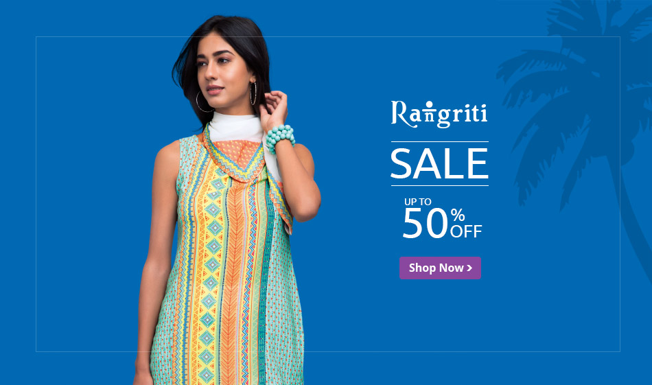 Rangriti SALE - up to 50% off