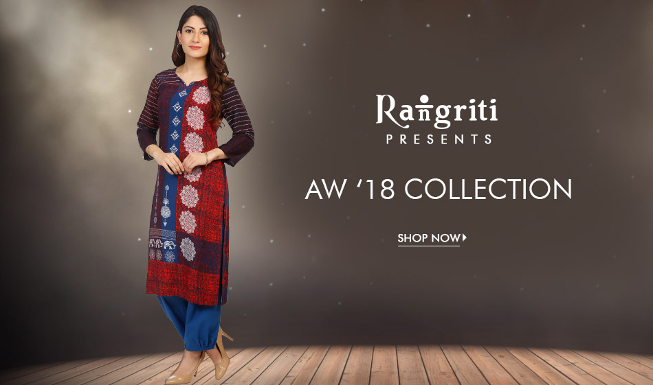 Rangriti AW '18 Collection