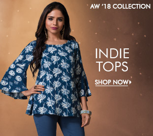 Indie Tops - AW '18 Collection