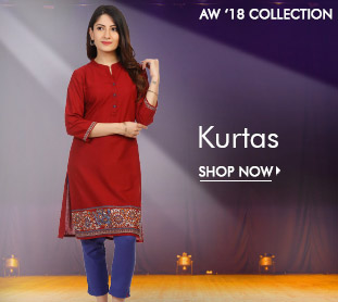 Kurtas - AW '18 Collection